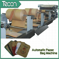 Cement  Kraft Paper Bag Production Line with Servo System