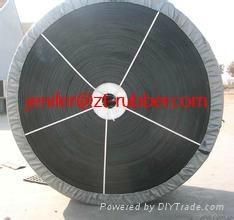 OR grade oil resistant conveyor belt for industry