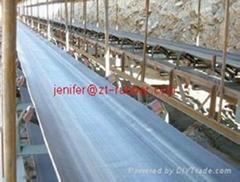 fire-resistant rubber conveyor belt