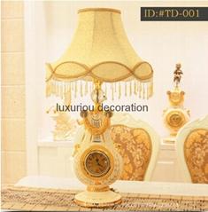 European style luxurious lamp(Housewarming gift)