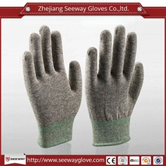 SeeWay 904 ESD Conductive Glove without Polyurethane Coated