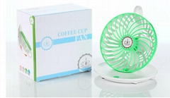 wholesale mini coffee fan USB new design