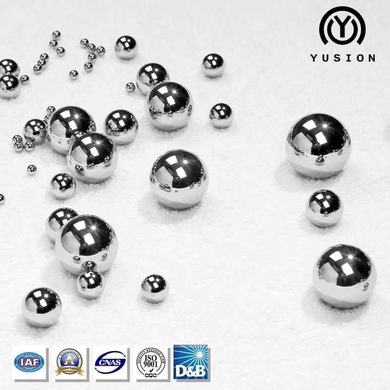 Yusion AISI 52100 Chrome Bearing Steel Ball (GCr15) for Bearings 1