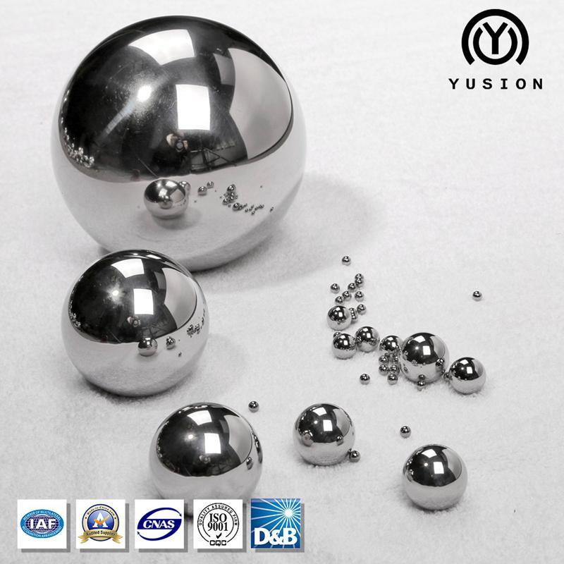 Yusion AISI 52100 Chrome Bearing Steel Ball (GCr15) for Bearings 4