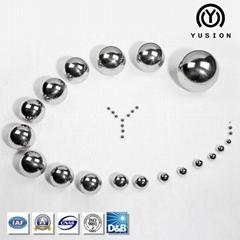 Yusion Chrome Steel Ball for Precision