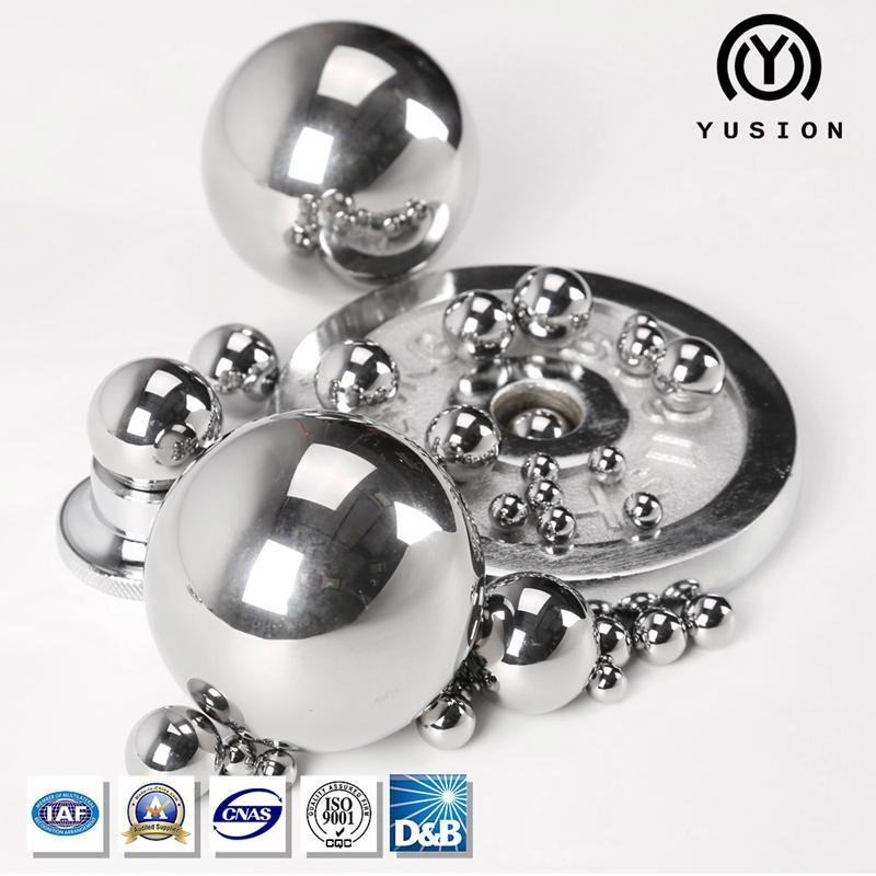 Yusion G10-G600 7.1438mm AISI 52100 Bearing Steel Ball 4