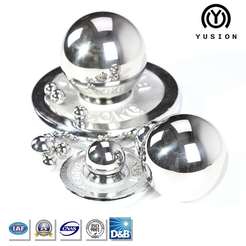 Yusion China S-2 Tool Steel Ball for Mine Cement 3