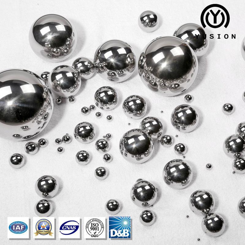 """3/16""""-6' China Factory Yusion Free Samples52100 Bearing Ball 1"""