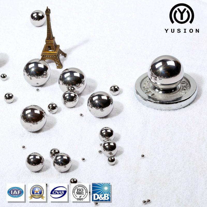 """3/16""""-6' China Factory Yusion Free Samples52100 Bearing Ball 3"""