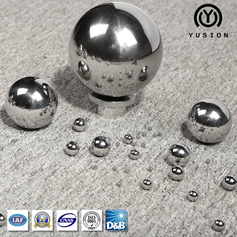 Yusion Low Carbon Steel Ball G50 G100 3