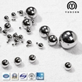 Yusion Low Carbon Steel Ball G50 G100 4