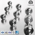 Yusion Low Carbon Steel Ball G50 G100 1