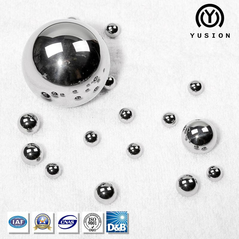Yusion Low Carbon Steel Ball G50 G100 2