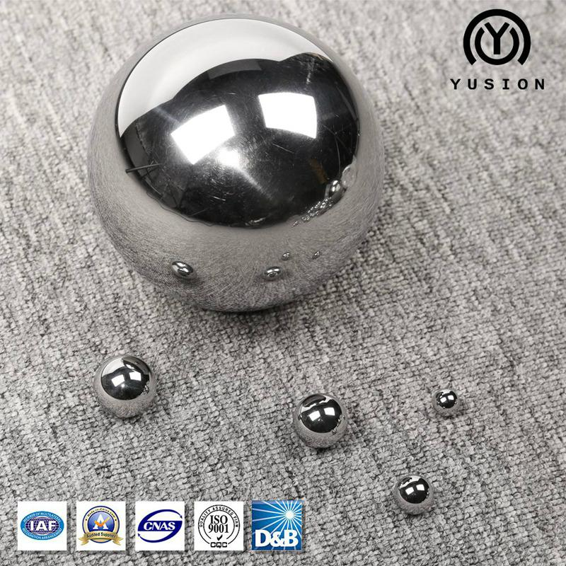 Yusion 4.7625mm-150mm Low Carbon Steel Ball (G50-G1000) 3