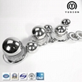 Yusion 4.7625mm-150mm Low Carbon Steel Ball (G50-G1000) 4