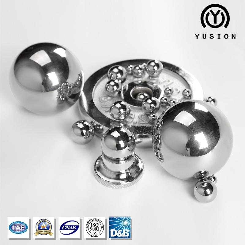 40mm G40 AISI 52100 Chrome Steel Ball for Slewing Ring Bearing 2