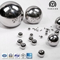 40mm G40 AISI 52100 Chrome Steel Ball for Slewing Ring Bearing 3