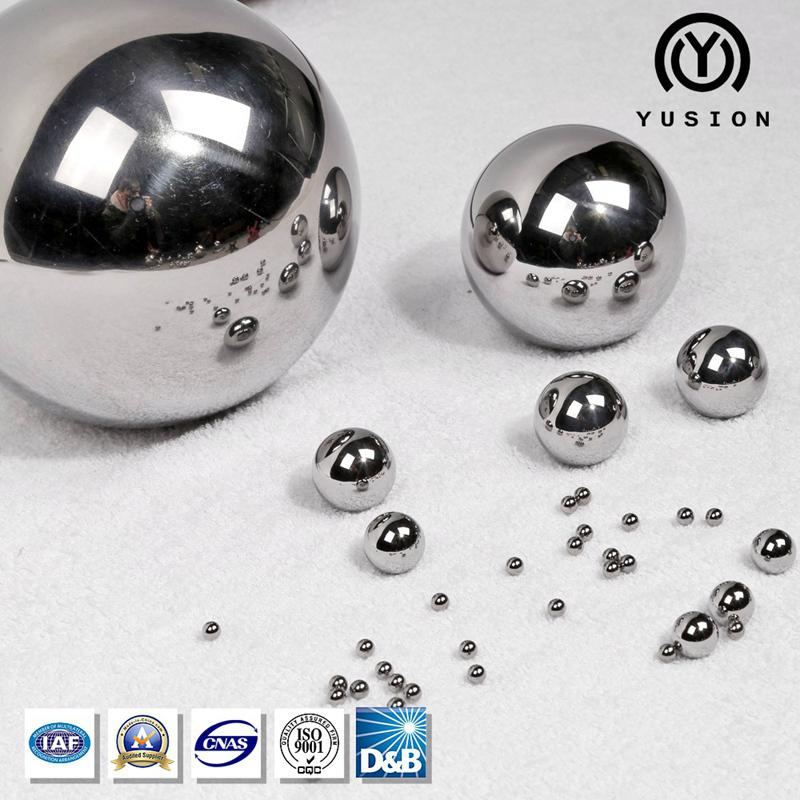 40mm G40 AISI 52100 Chrome Steel Ball for Slewing Ring Bearing 4
