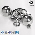 40mm G40 AISI 52100 Chrome Steel Ball for Slewing Ring Bearing 5