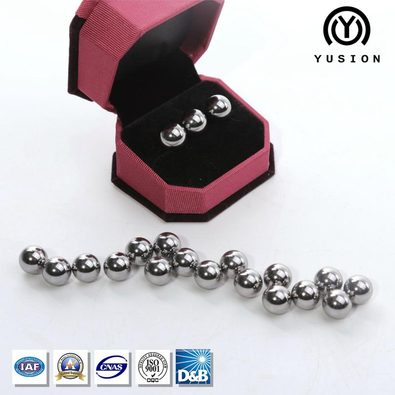 50mm G40 AISI 52100 Chrome Steel Ball for Slewing Ring Bearing 1