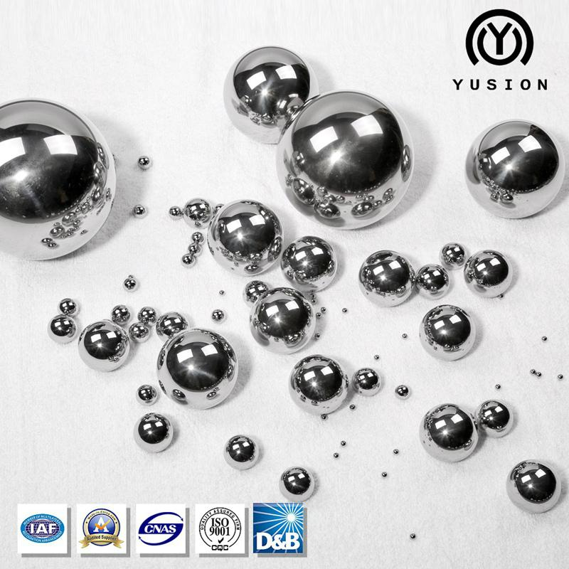 50mm G40 AISI 52100 Chrome Steel Ball for Slewing Ring Bearing 2