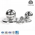 50mm G40 AISI 52100 Chrome Steel Ball for Slewing Ring Bearing 3