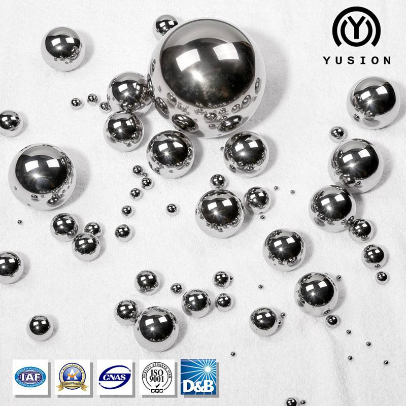 50mm G40 AISI 52100 Chrome Steel Ball for Slewing Ring Bearing 5