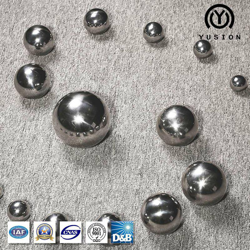 60mm G60 AISI 52100 Chrome Steel Ball for Slewing Ring Bearing 5