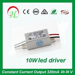 LED driver for LED wallwasher LED flood light LED underground light