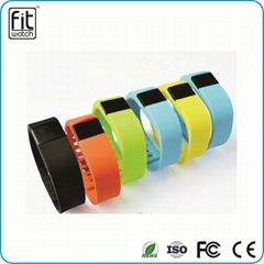 TW64 Hot Sale Health Bracelet Smart Bluetooth Bracelet