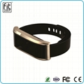 Smart Bracelet Bluetooth 4.0 Smart Wrist Watch Sportband Fitness Tracker Smartba