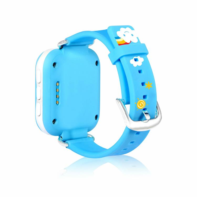 2016 New Kids GPS Tracker hand wrist sos mobile phone smart watch 5