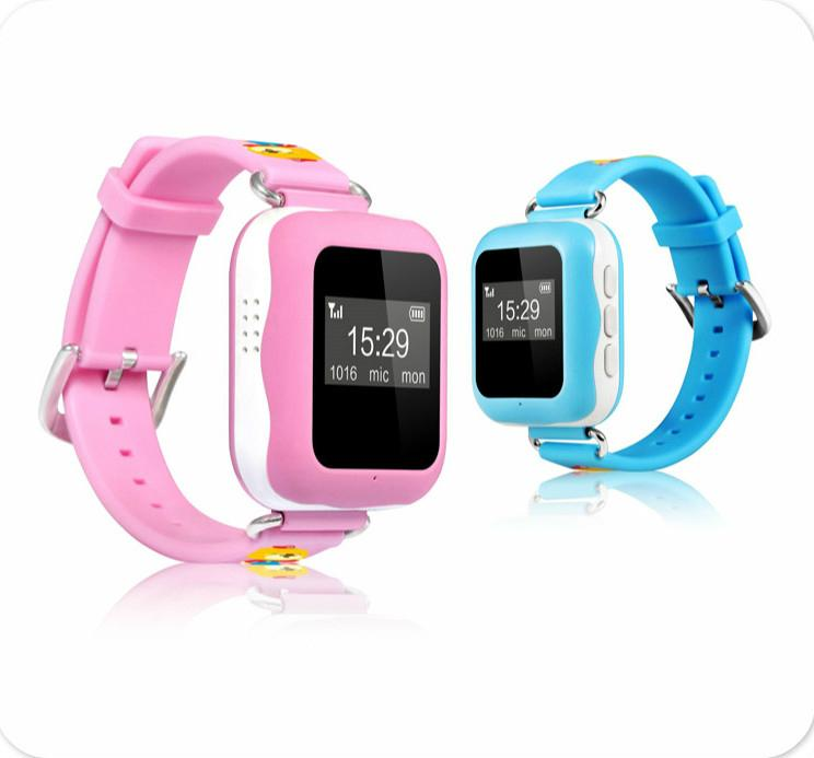 Talk phone watch for child baby anti-lost wifi GPS tracking with geo fence  1