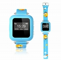 Talk phone watch for child baby anti-lost wifi GPS tracking with geo fence  2