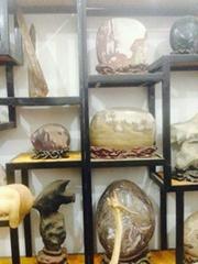 stone decorations