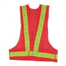 High Visibility Reflective Warning Vest with CE