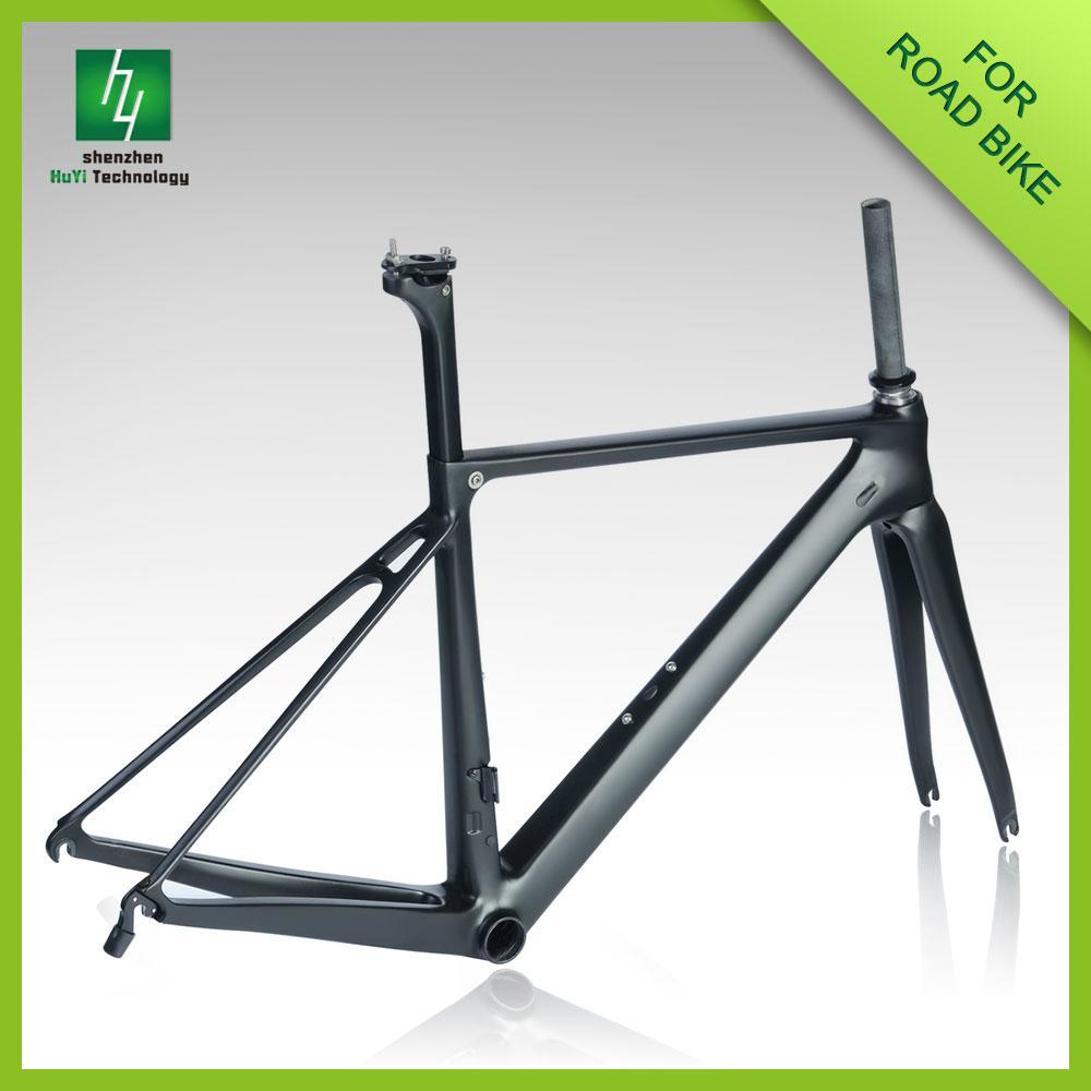 OEM carbon road bike frames,carbon fiber bike 1