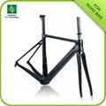 OEM carbon road bike frames,carbon fiber bike 2