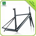 OEM carbon road bike frames,carbon fiber bike 4