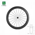 Road bike wheelsets 60mm Clincher Basalt