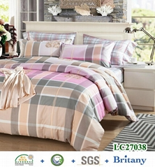 300TC pure cotton comforters bedding sets duvet covers sheet sets