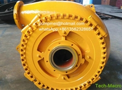 Series G(GH) Sand Dredge and Gravel Slurry Pumps