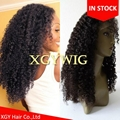 Stock 100% virgin unprocessed human hair