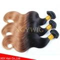 Wholesale 100% virgin Remy Human Hair