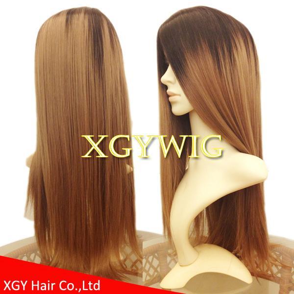 Wholesale 100% virgin European Human Hair Multi-directional Jewish Kosher Wigs 4