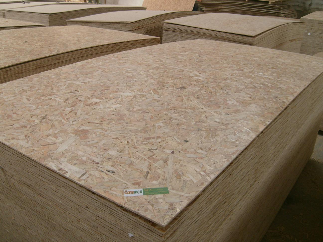 Construction grade osb board for furniture