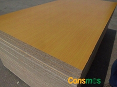 oak  melamine mdf board for decoration