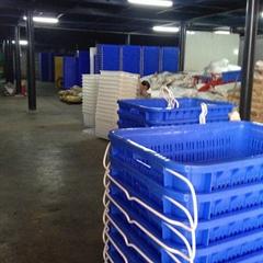 廣西梧州喬豐塑料蔬菜框