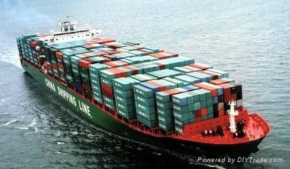 Sea Freight Shipping From Shenzhen To Chittagong 1