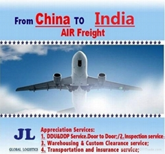 Air Freight From Shenzhen To India